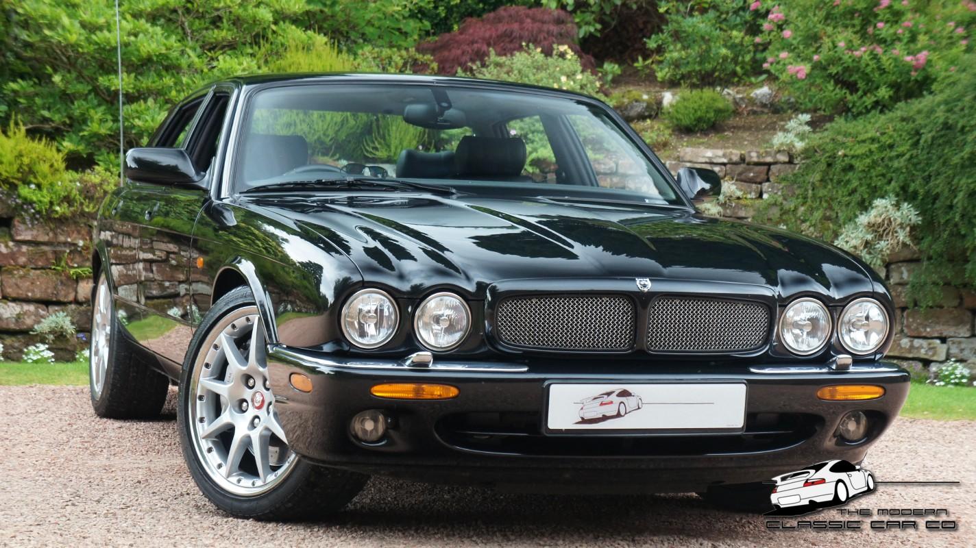 Jaguar xjr 100 auto saloon x308 2001